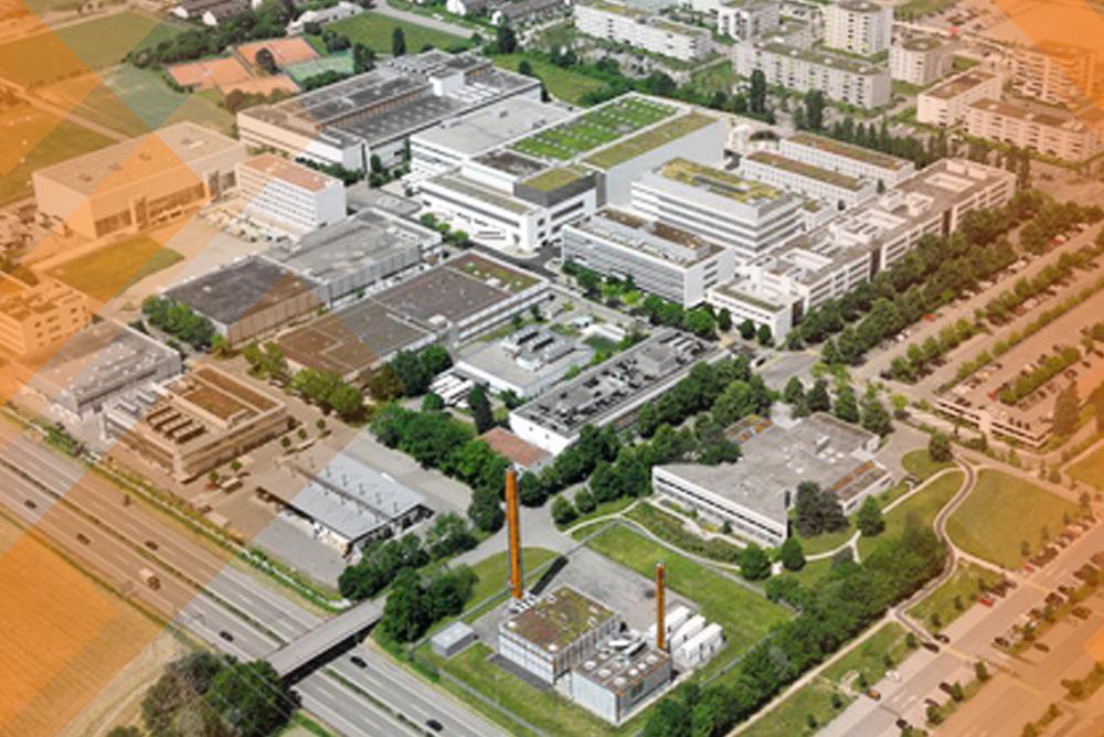 Vorschaubild Industriepark Wolfgang