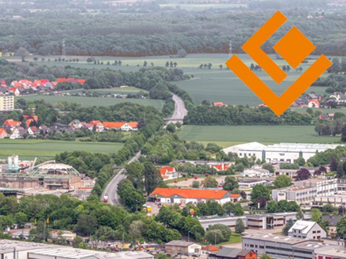 Vorschaubild Gewerbegebiet Bielefeld