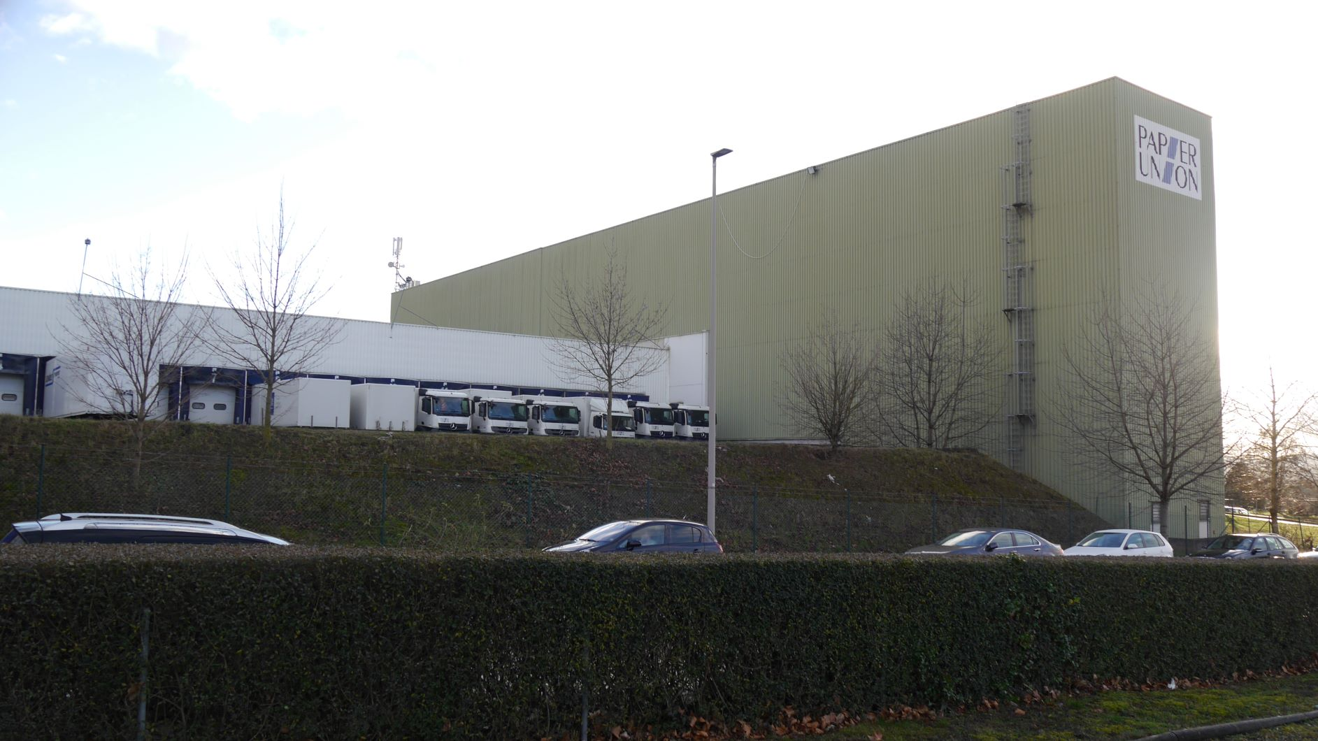 Vorschaubild Papier Union GmbH