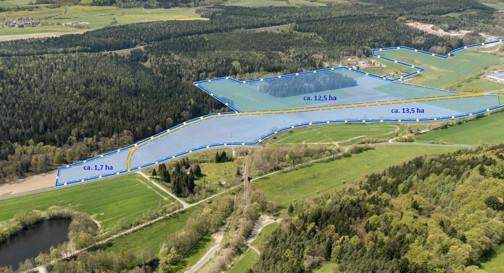 Vorschaubild Eisfeld - Industriegebiet Südlicher Gutsweg - Vogelflug.jpg