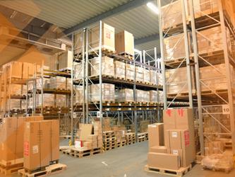 Vorschaubild Logistikdienstleister Musterbild