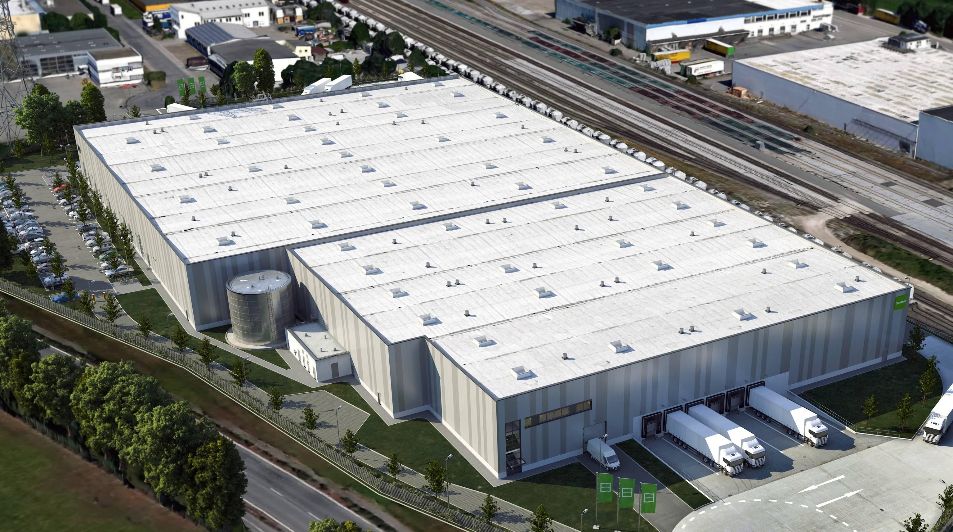 Vorschaubild Logistikzentrum 2