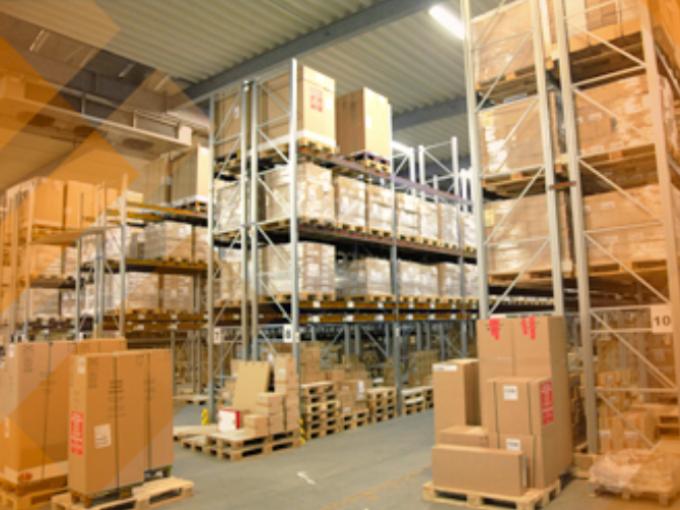 Vorschaubild C.E. Noerpel Logistik GmbH & Co. KG Halle Ulm - Blaustein, Ulmer Straße 1