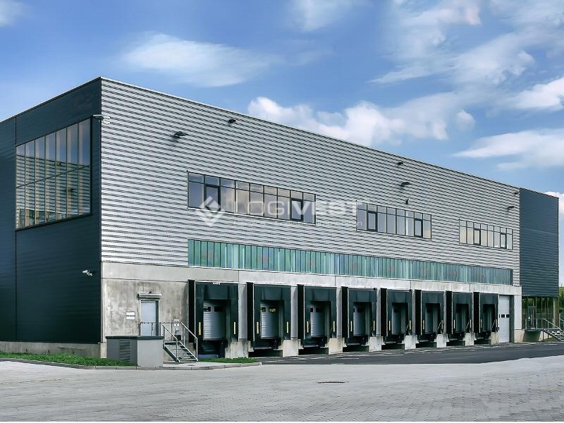 Vorschaubild Musterbild Neubauhalleninnenansicht