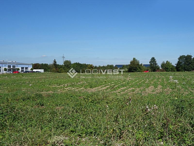 Vorschaubild Grundstück-Logistikimmobilie - Musterbild