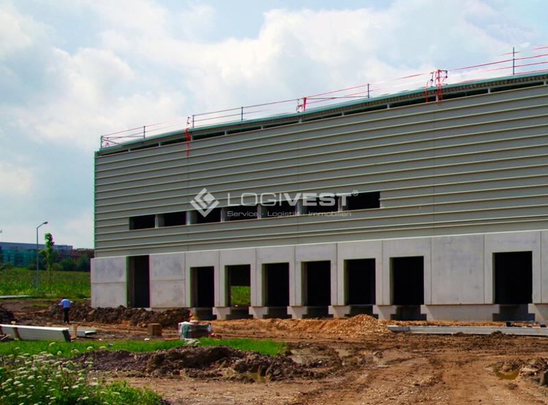 Vorschaubild Neubau-Logistikimmobilie Musterbild