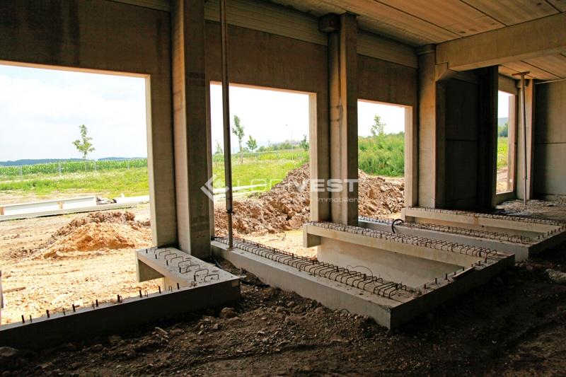Vorschaubild Baustelle-Logistikimmobilie