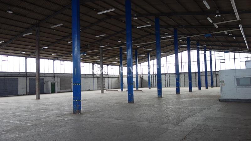 Vorschaubild Musterbild Lagerhalle