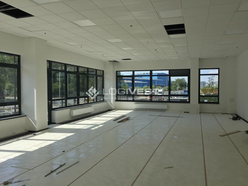Vorschaubild Musterbild Innenansicht Halle Neubau