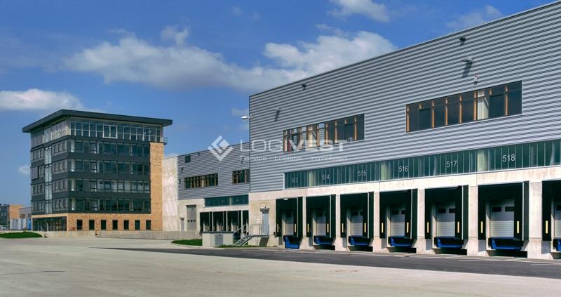 Vorschaubild Musterbild Neubau Außenansicht Rahmen