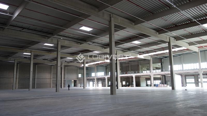 Vorschaubild Musterbild Halle Neubau Rahmen