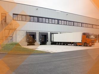 Mobile Vorschaubild Logistikdienstleister Musterbild