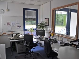 Mobile Vorschaubild Musterbild Büro- und Sozialfläche