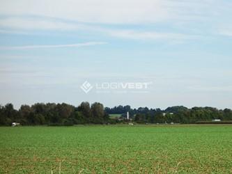 Mobile Vorschaubild Musterbild Grundstück Luftansicht